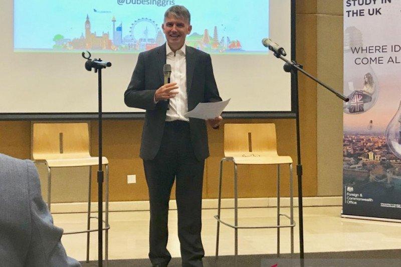 Dubes: visa kerja pasca-studi Inggris dukung tingkatkan SDM Indonesia