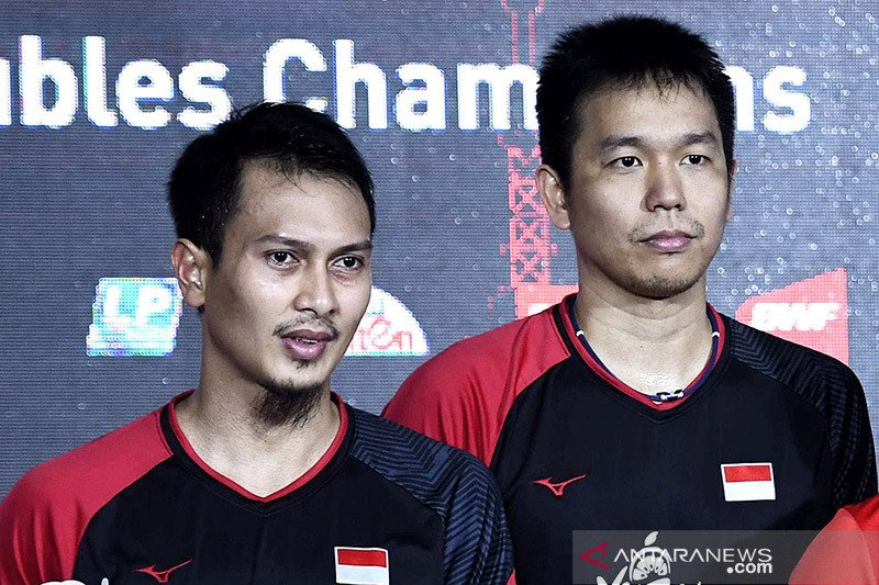 Indonesia  pastikan bawa pulang satu gelar juara Denmark Open 2019