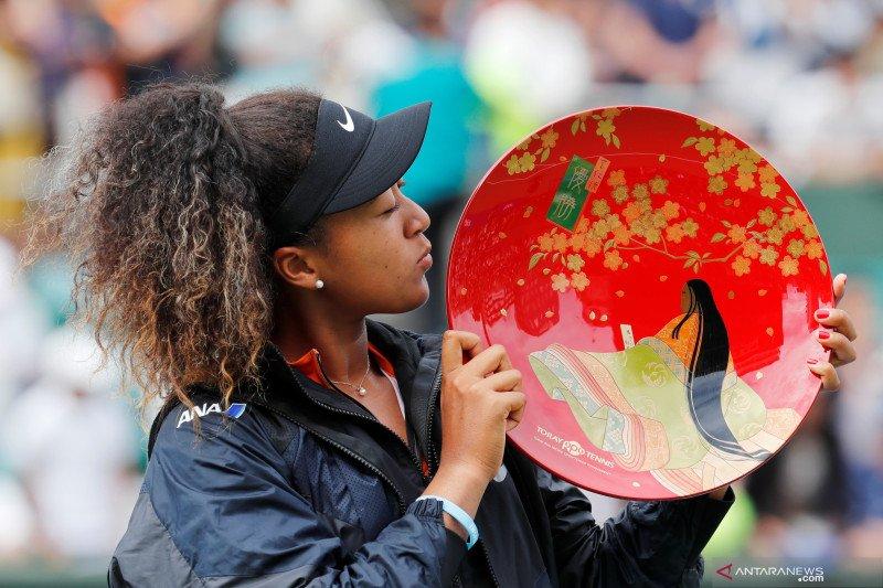 Petenis Jepang Naomi Osaka juara Pan Pacific Open