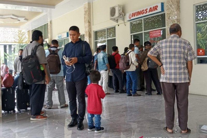 Wings Air kembalikan tiket calon penumpang