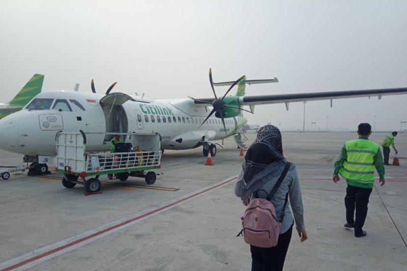 Akibat kabut asap Wings Air gagal mendarat di Nagan Raya Aceh