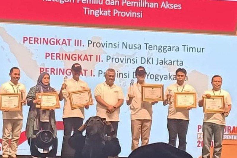Soal transparansi pemilu, KPU Manggarai Barat terbaik