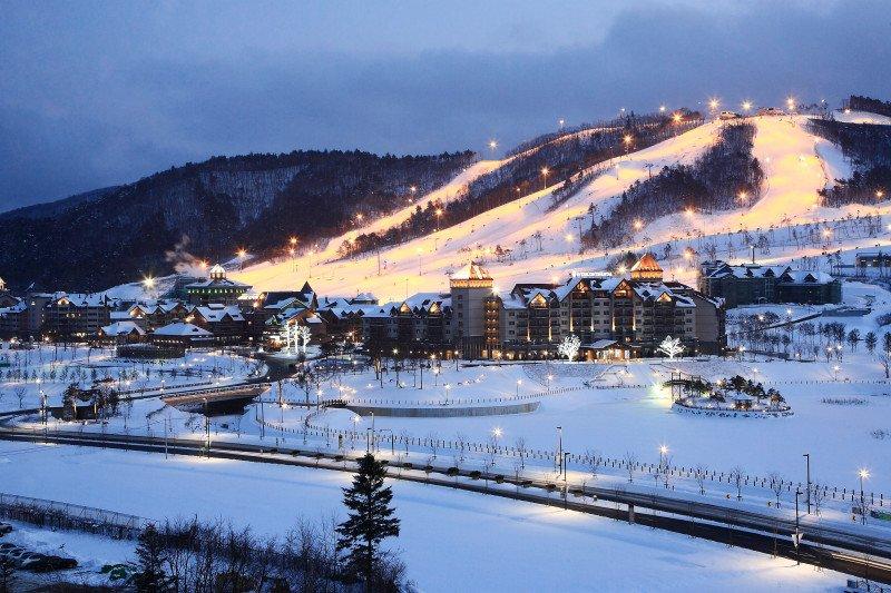 Gangwon suguhkan sensasi wisata musim dingin di Korsel