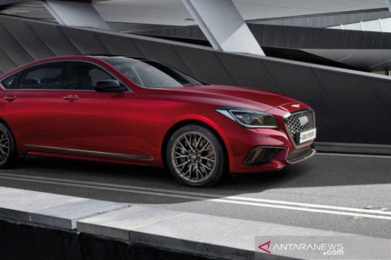 Sedan G70 dari Hyundai meluncur di pasar domestik, ini harganya