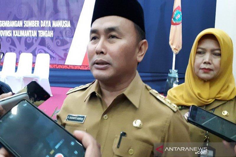 Gubernur: Kejaksaan harus tuntaskan dugaan korupsi pembasahan gambut