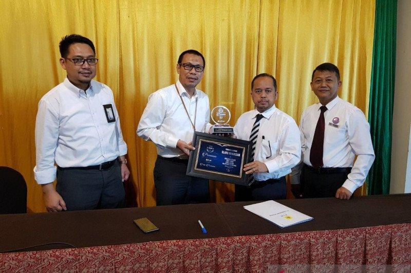 Hotel Claro Makassar  resmi jadi pelanggan premium PLN