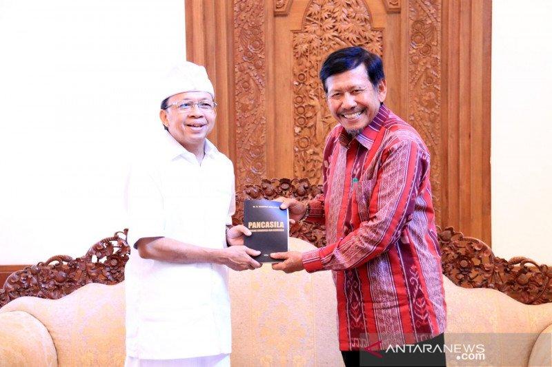 Gubernur Bali harapkan ICMI jadi jembatan merawat kebhinnekaan