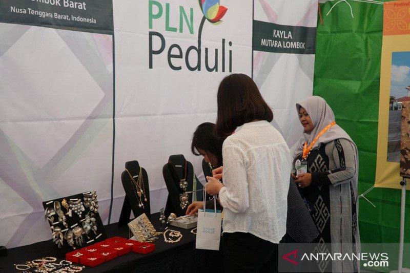 PLN NTB mempromosikan mutiara Lombok di Korea Selatan