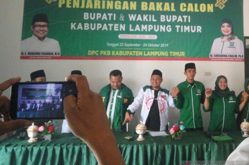 DPC PKB Lampung Timur buka pendaftaran bupati wakil bupati Pilkada 2020