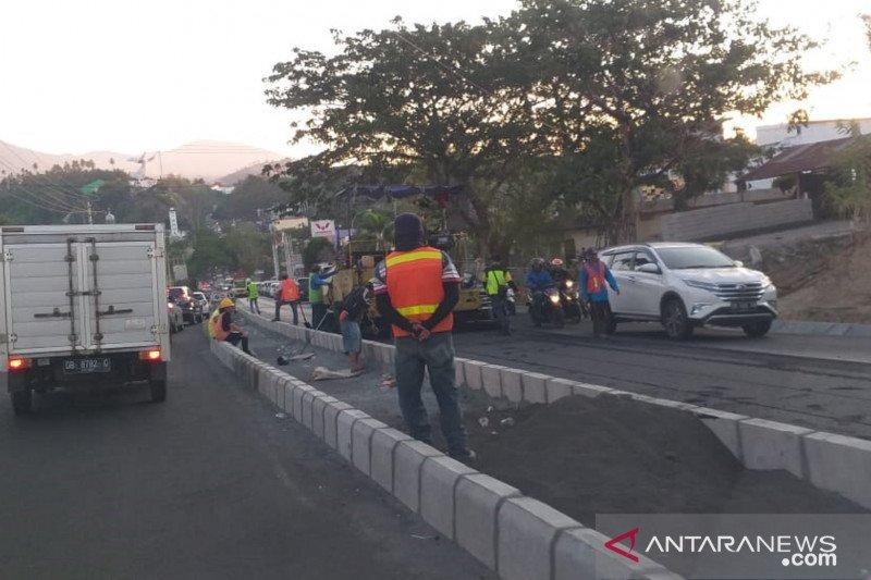 """Penambahan lajur """"Manado Outer Ring Road"""" I menyerap Rp9,03 miliar"""