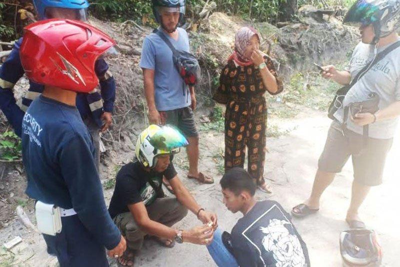 Pasangan suami istri diciduk  edar narkoba di Barito Timur