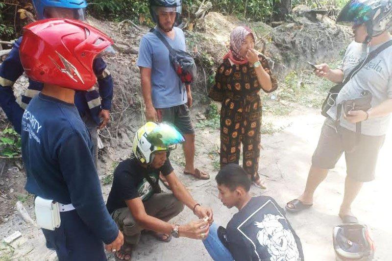 Pasangan suami istri diciduk saat hendak edar narkoba di Bartim