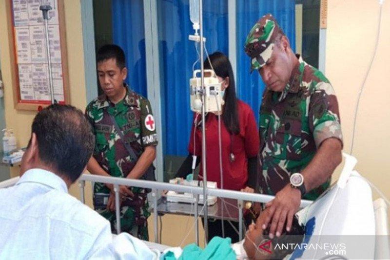 Papua Terkini - Praka Zukipli meninggal akibat ditusuk di Waena