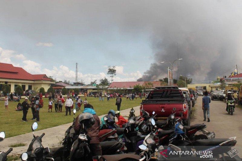 Papua Terkini - Dinkes masih mendata pasien korban kerusuhan