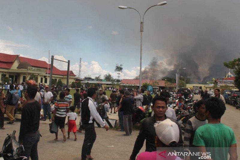 Korban tewas di Wamena jadi 23 orang