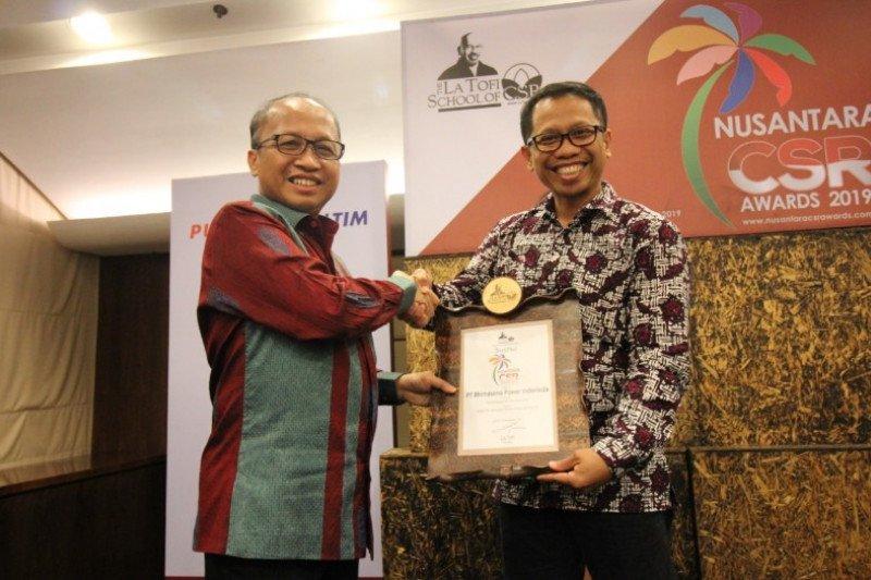 PLTU Batang sabet 3 penghargaan Nusantara CSR Award 2019