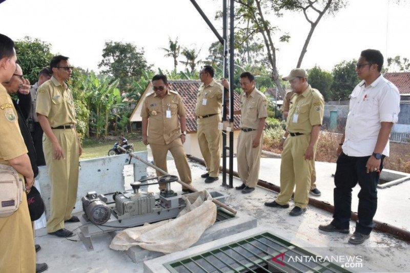 Limbah produksi batik Pekalongan dilarang dibuang ke sungai