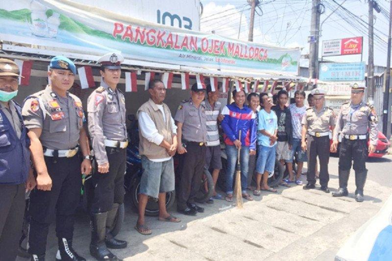 """Ditlantas Polda Sulawesi Utara gelar """"Operasi Nyiur Melambai Samrat 2019"""""""