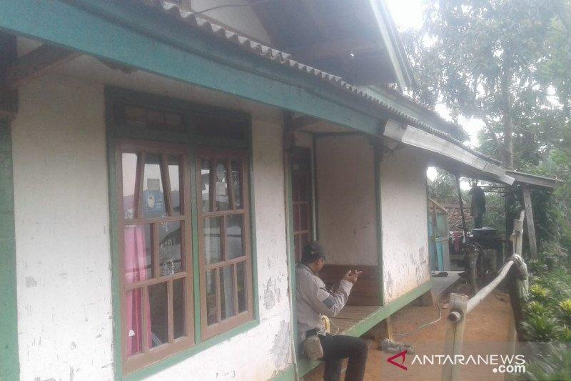 AR terduga teroris warga Kecamatan Takokak-Cianjur
