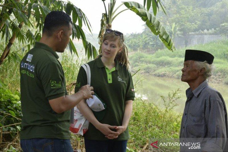 25 peneliti muda teliti kota terjepit Lengkongulama Serpong