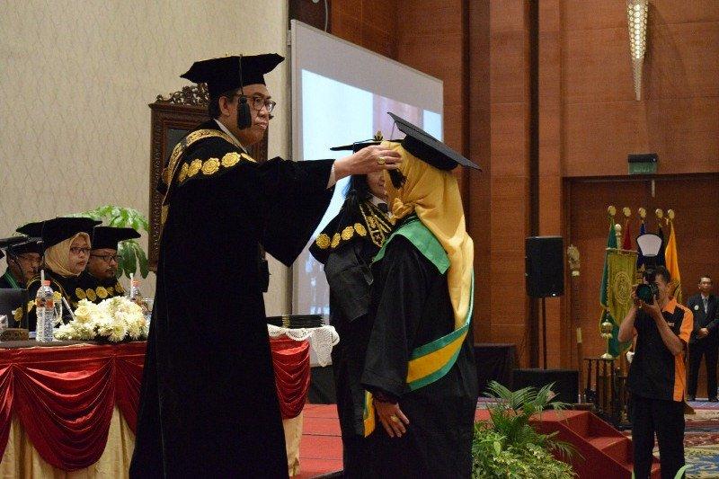 Rektor UWM: Lulusan PT harus inovatif dan kreatif