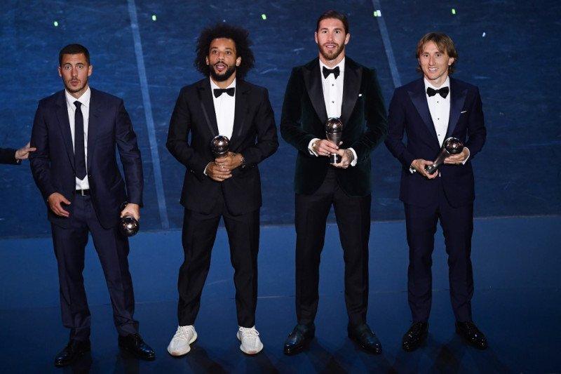 Enam bintang Liga Spanyol masuk Tim Terbaik FIFA 2019