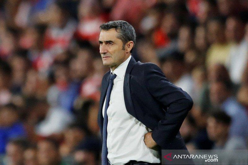 Pertaruhan nasib Valverde di Barca