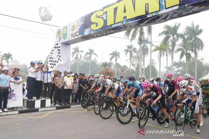 Tour de Siak 2019 terlaksana, Alfedri ungkapkan terimakasih