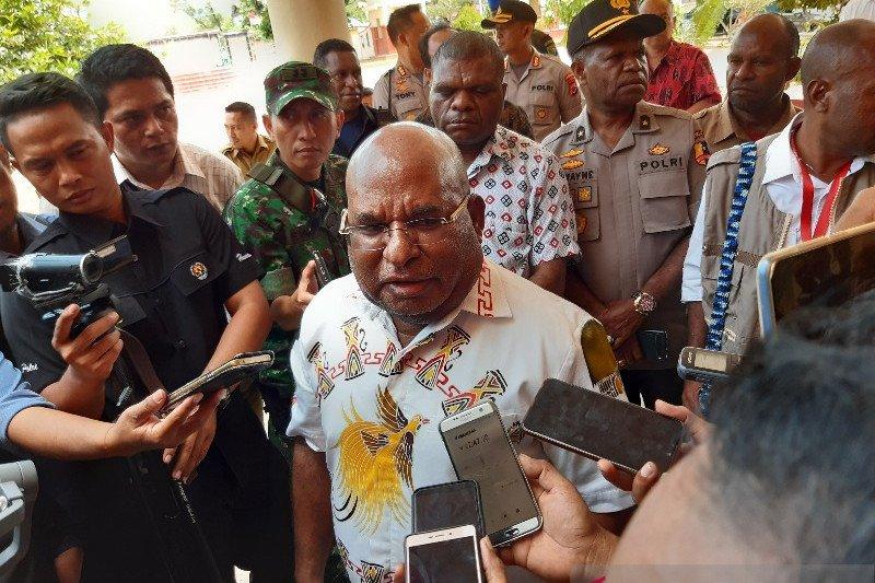 Gubernur Papua ancam hentikan  beasiswa mahasiswa eksodus