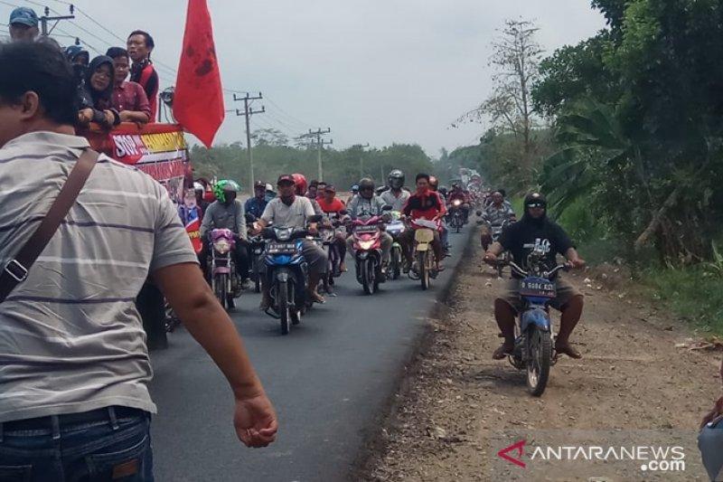 Petani Moro Moro peringati Hari Tani 2019