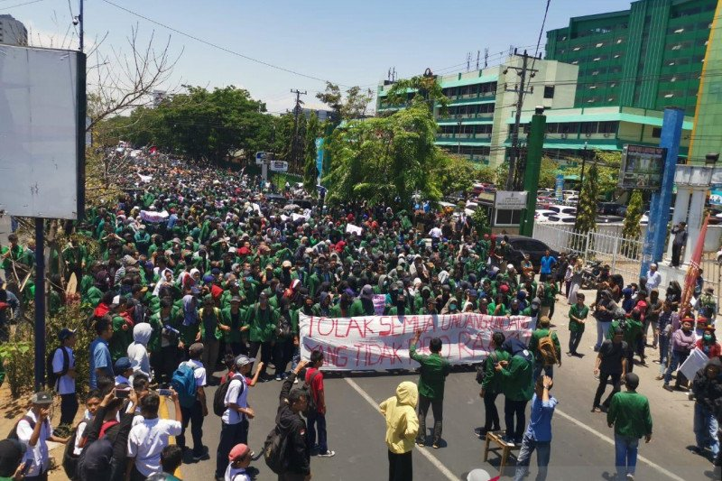 Dekan FTI UMI Makassar minta mahasiswanya kaji permasalahan bangsa