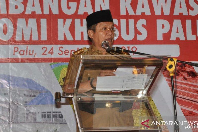 Gubernur Sulteng: KEK Palu tidak masuk zona merah
