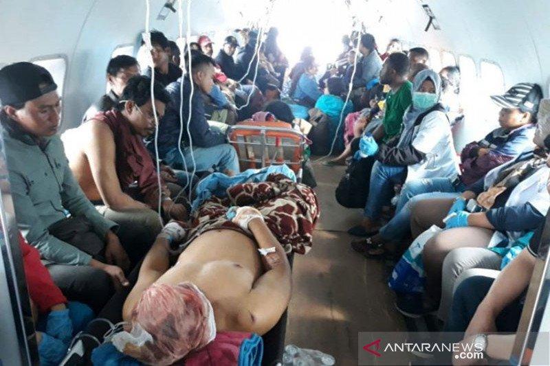 Demo anarkis Wamena, Puluhan dokter minta dievakuasi