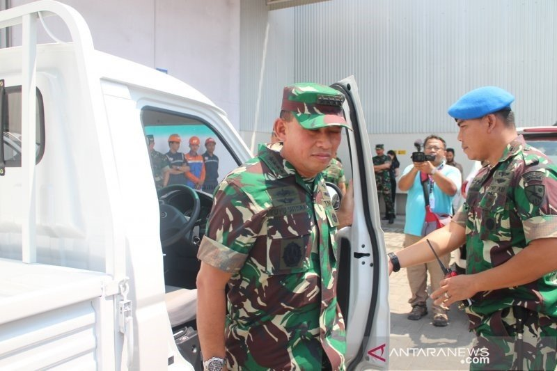 """Test drive"" Esemka, KSAU Marsekal TNI Yuyu Sutisna pesan untuk tiap skadron"