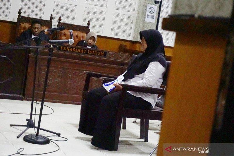 Pengadilan Mataram vonis Kompol Tuti tiga tahun penjara