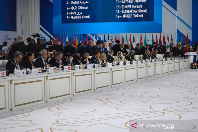 Indonesia terpilih tuan rumah pertemuan parlemen Eurasia 2020