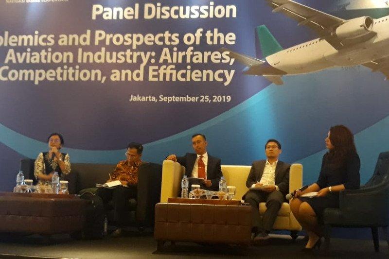 INACA nilai biaya operasional mahal dominasi biaya penerbangan