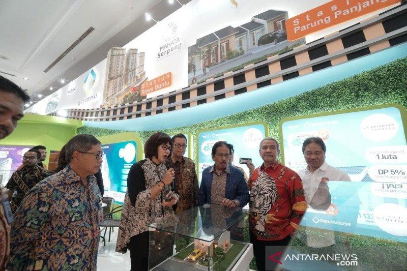 Menteri ATR berkenan buka pameran properti di empat kota