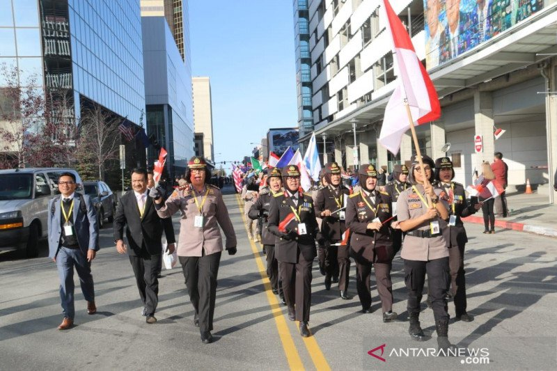 Yogyakarta jadi tuan rumah Konferensi Internasional Polisi Wanita