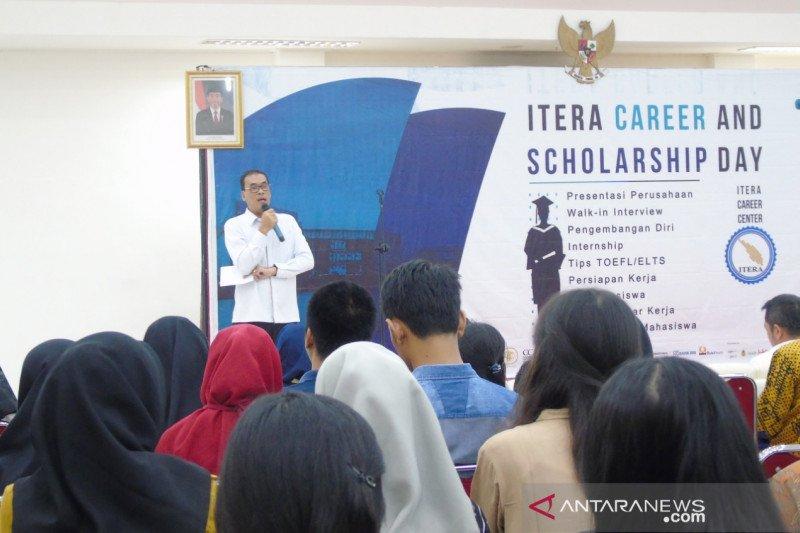 """""""Itera Career and Scholarship Day"""" hubungkan alumni dengan dunia kerja"""