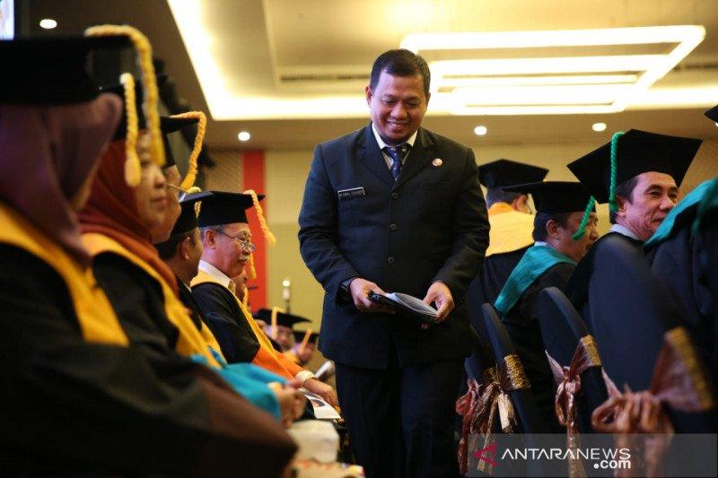 Universitas Islam Negeri Alauddin Makassar mewisuda 1.740 mahasiswa