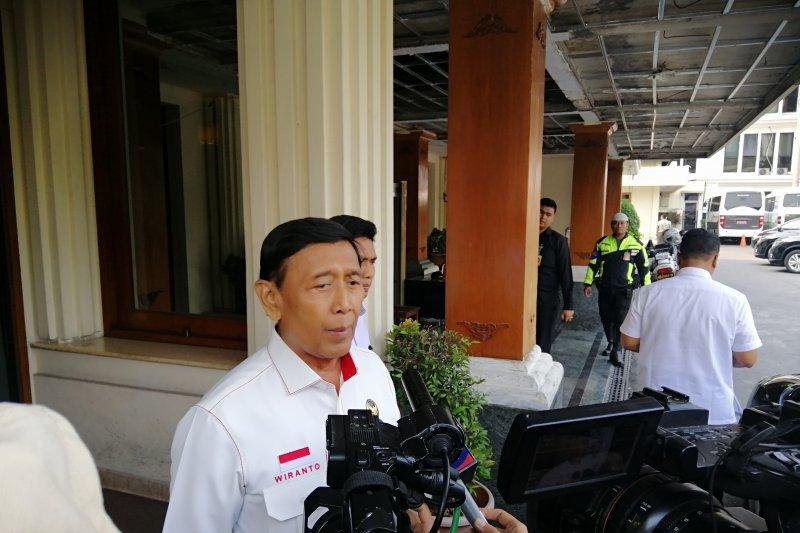 Wiranto: Pemerintah siap buka dialog dengan para mahasiswa