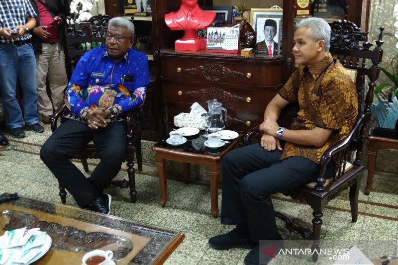 Gubernur Jateng berkomitmen jamin keamanan pelajar-mahasiswa Papua
