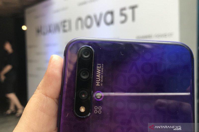 Fitur premium dari Huawei Nova 5T