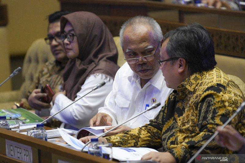 Pansus: pemerintah serius jalankan kebijakan pemindahan ibukota