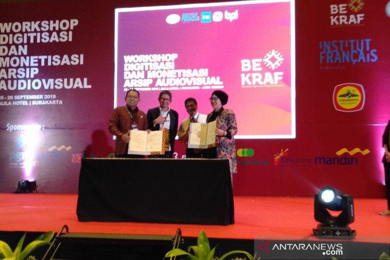 Bekraf: Potensi film di Indonesia  luar biasa