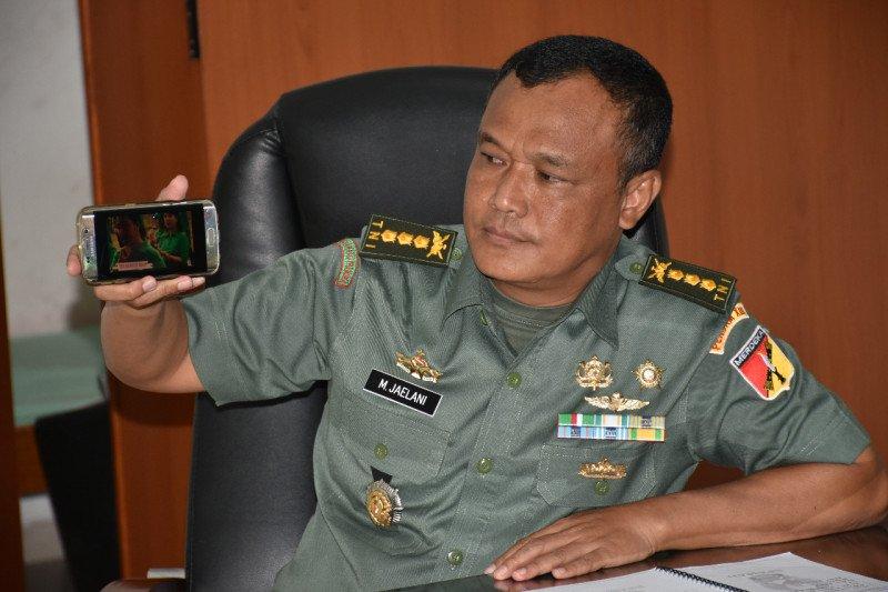 Kodam XIII Merdeka gelar pameran Alutsista sambut HUT TNI