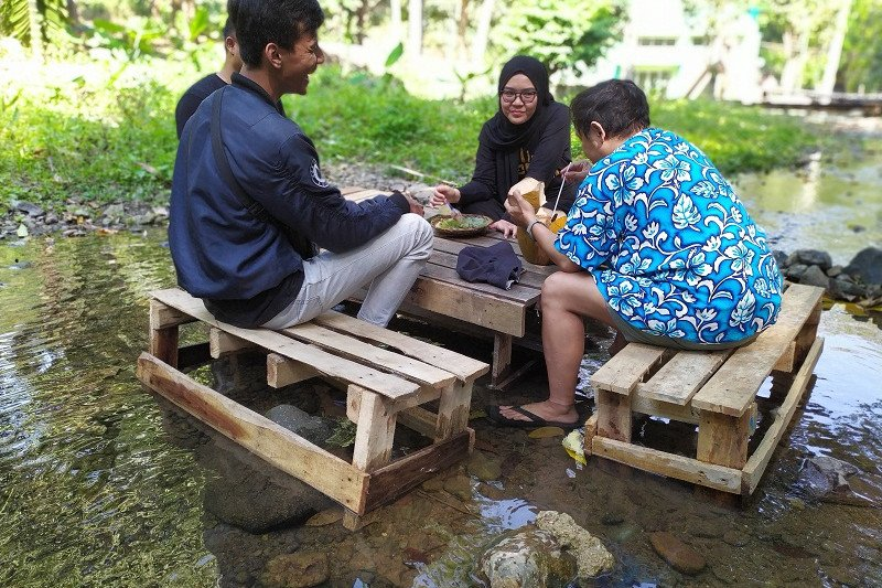 Destinasi wisata digital Lampung
