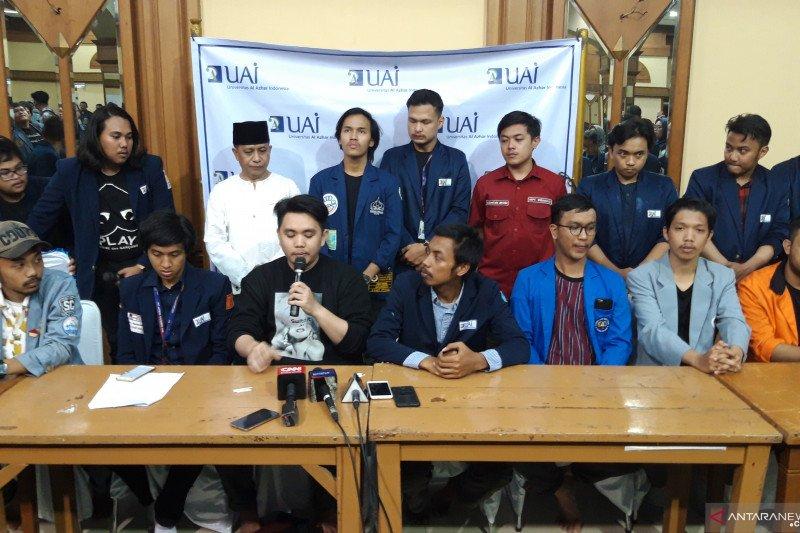 Keluarga Faisal Amir, mahasiswa Universitas Al Azhar korban kekerasan demo minta pelaku meminta maaf
