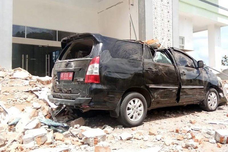 ACT mengirimkan relawan bantu korban gempa Ambon